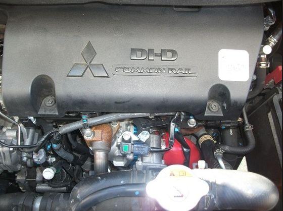 デリカD:5のエンジン