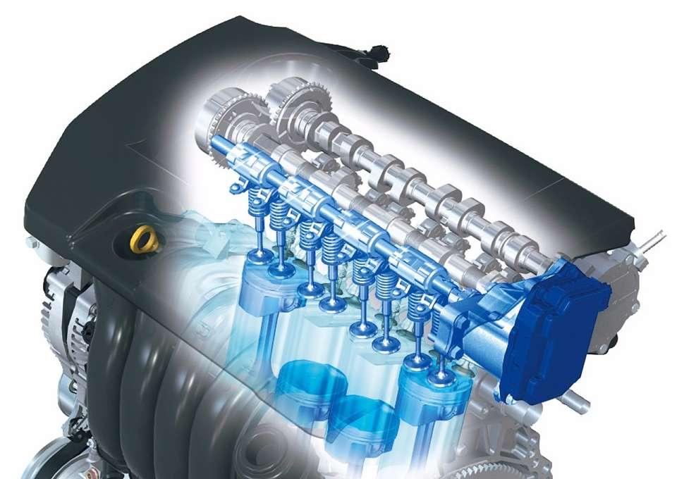 バルブマチックエンジン