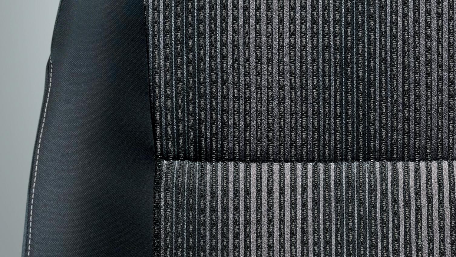 新型ヴォクシーのシート表皮