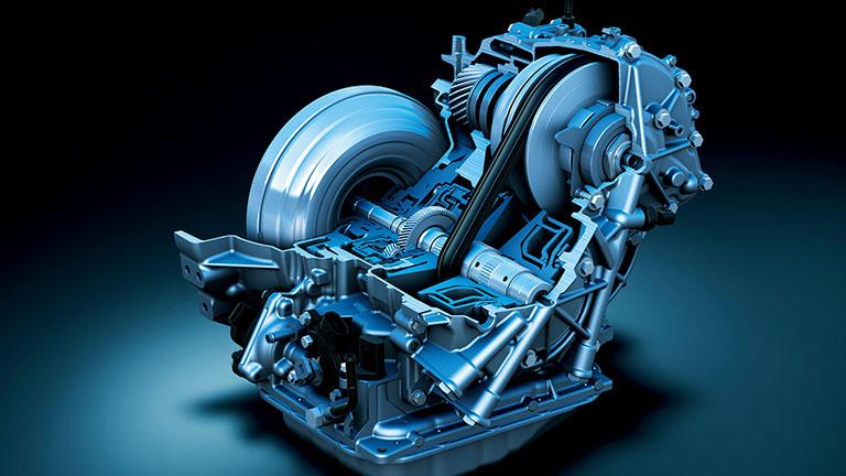 ヴォクシーのエンジン