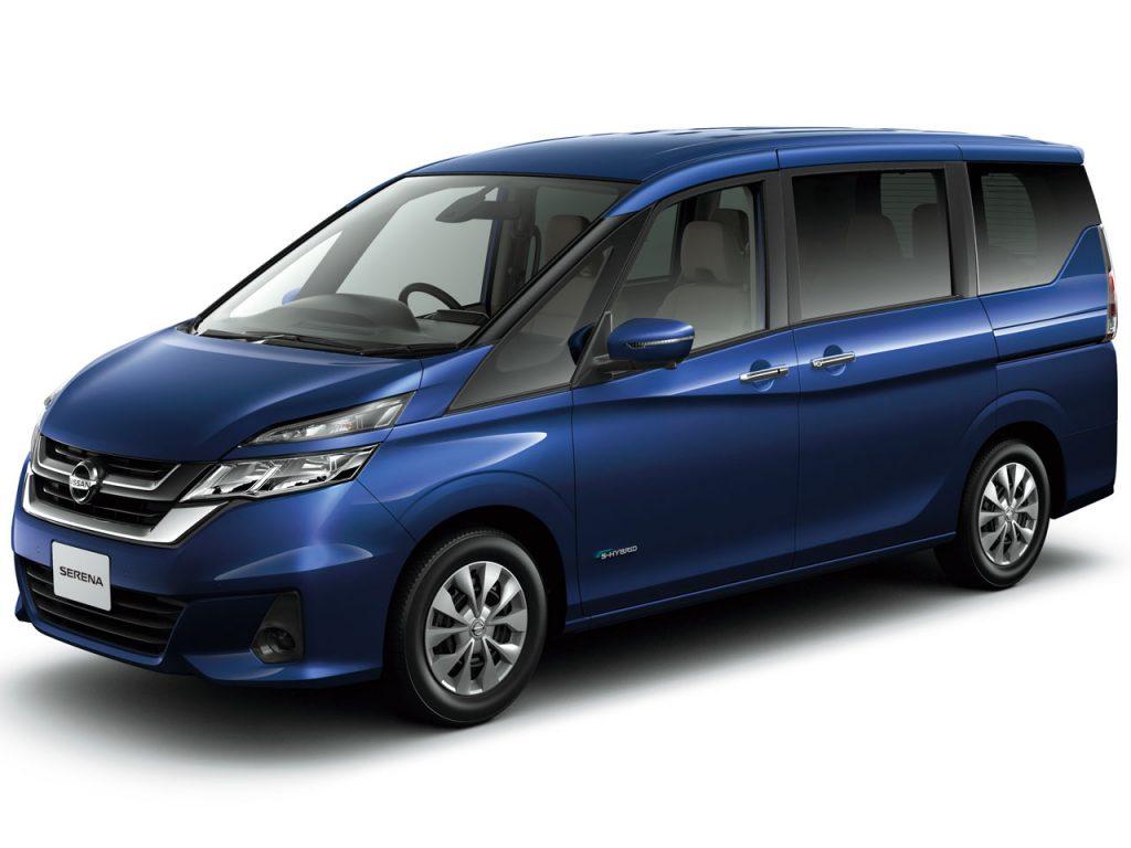 日産セレナ(ガソリン車)