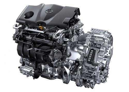 2.0Lダイナミックフォースエンジン