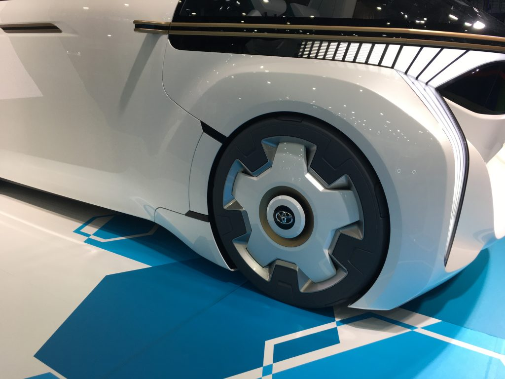 PMCV CONCEPTのホイール&タイヤ