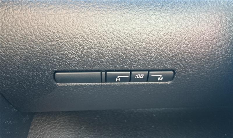 シエンタの車載デジタル