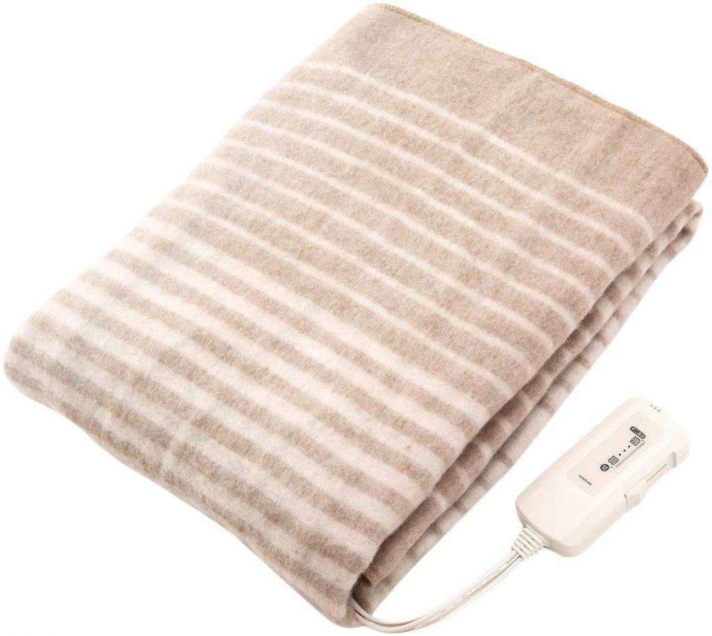 コイズミ 電気毛布